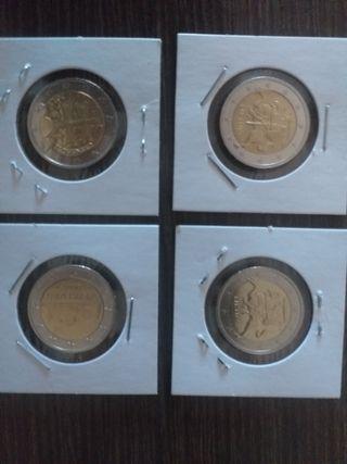 monedas 2€ nacionales