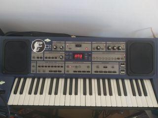 teclado roland eg 101