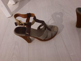 zapato verano tacón Tommy