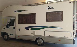 Autocaravana McLouis Glen 431 Fiat Ducato 2.0 JTD