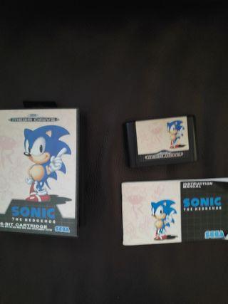 Sonic - Megadrive