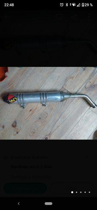 ESCAPE KTM 250-300 12-16