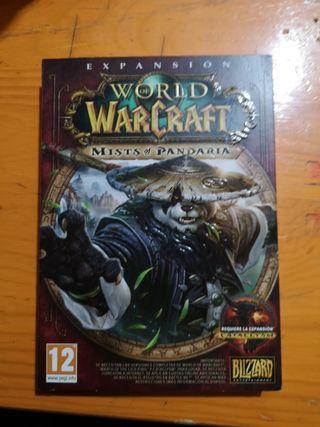 WORLD of WARCRAFT Mists of Pandaria EXPANSIÓN