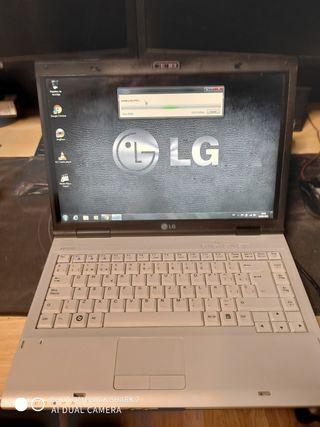 Portátil LG R400 de 14 pulgadas listo!!