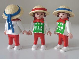 Playmobil Figuras Niños ( 4 )