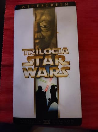 Trilogia Star Wars VHS