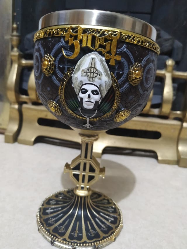 Ghost Gold Meliora Chalice