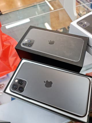 IPHONE 11 PRO MAX 64 GB SPACE GREY
