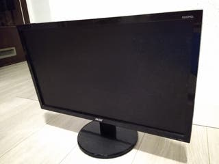 Monitor LED Acer K222HQL black full HD
