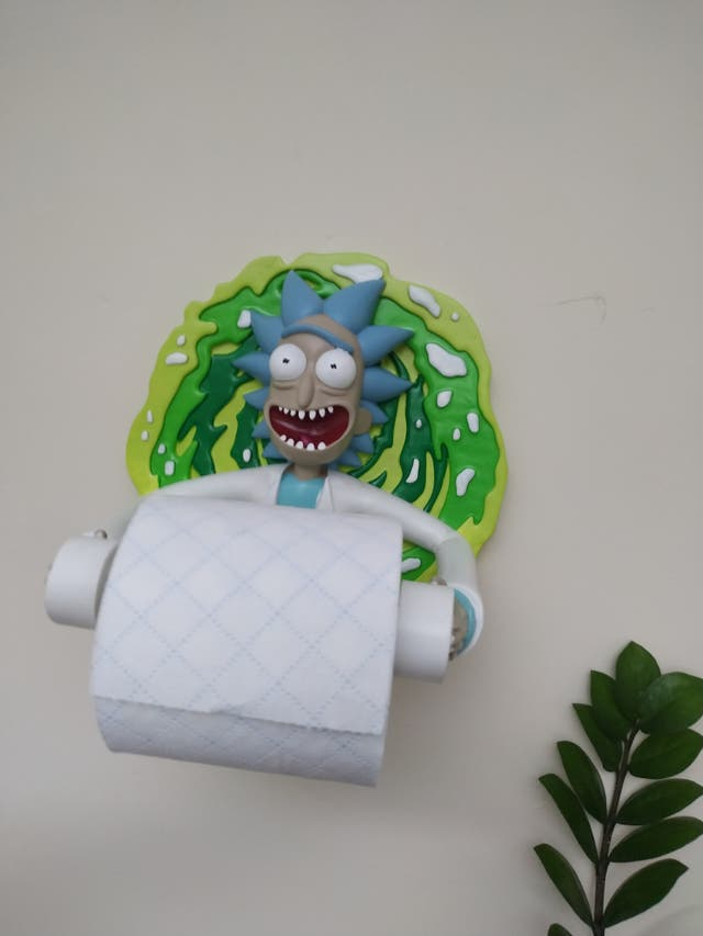 Rick Toilet Roll Holder 22.5cm