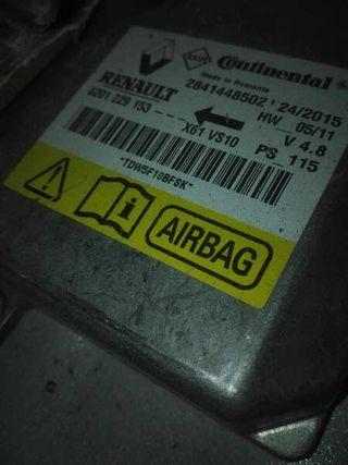 8201229153 centralita airbag renault kangoo 488648