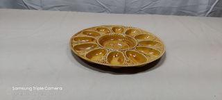 Ensaladero de ceramica