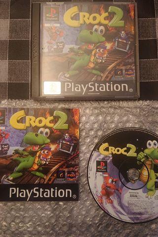 Croc 2 Psx
