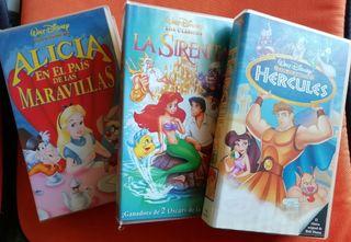 42 Peliculas Disney VHS y similares
