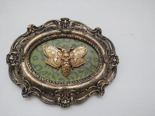Moth Macabre 22.3cm