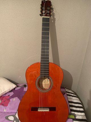 Guitarra flamenca Conde hermanos