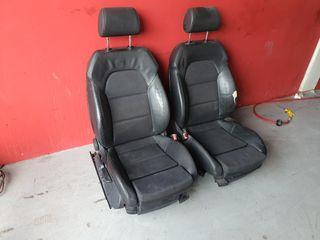 asientos delanteros audi sline