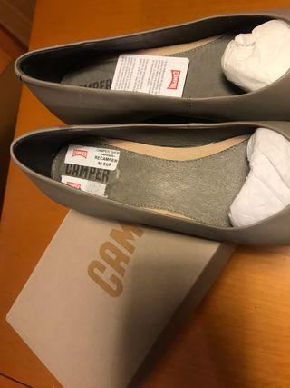 CAMPER zapato piel señora