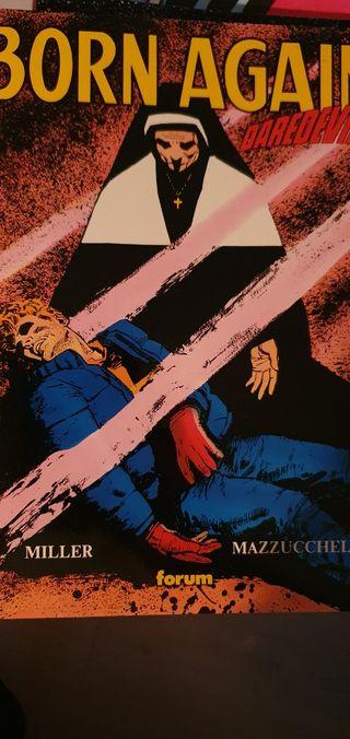 Born Again: Daredevil
