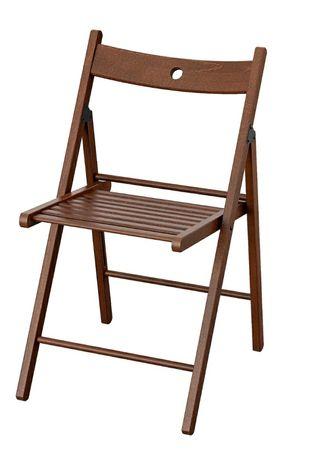 2 sillas modelo Terje IKEA