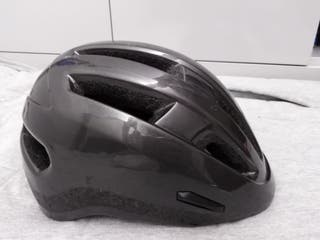 BTwin Helmet for bike with light