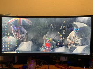 Monitor Gaming Predator
