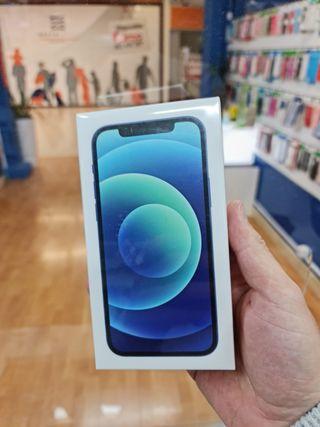 IPHONE 12 64 GB AZUL PRECINTADO