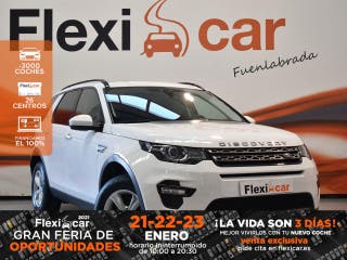 Land-Rover Discovery Sport 2.0L TD4 180CV 4x4 Pure