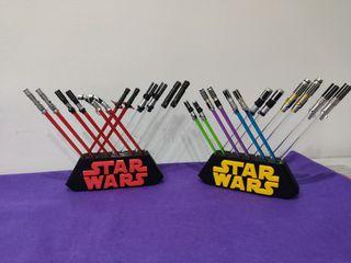 Base palillos chinos Star wars