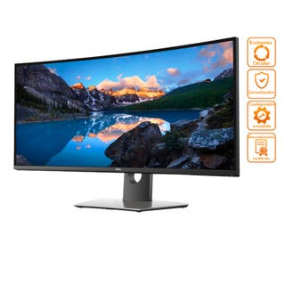 "Monitor Dell UltraSharp U3419W - 34.14"" LED Curvo"