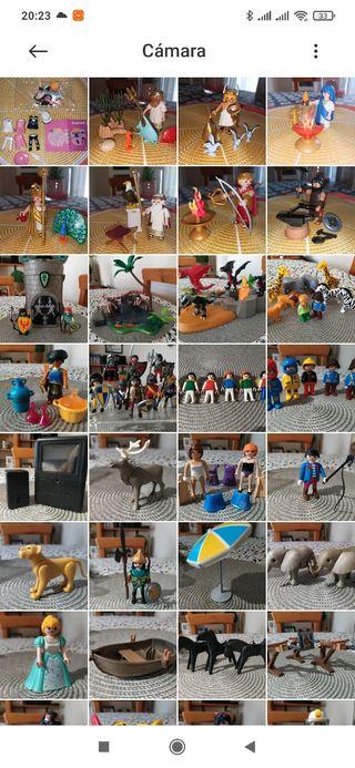 playmobil variedad de temática