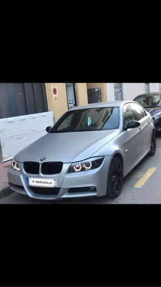 BMW Serie 3 plata mate 2007