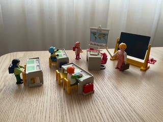 Aula Playmobil 5314