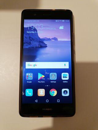 Huawei P9 Lite. 16GB. Libre. Funda y cristal