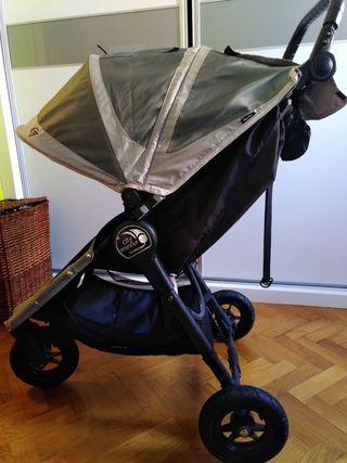Carro Baby Jogger City Mini GT 3 ruedas