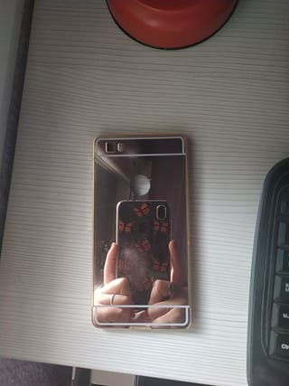 Funda espejo Huawei P8 Lite