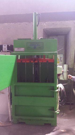 Prensa plástico y cartón, Ferecomaq, S.L.