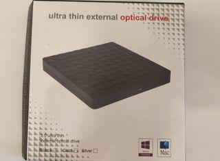 USB 3.0 Drive CD Bandeja portátil ODD