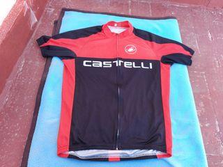 MAILLOT CASTELLI RÉPLICA TALLA L.