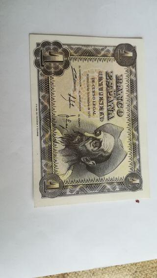 1 peseta de 1951