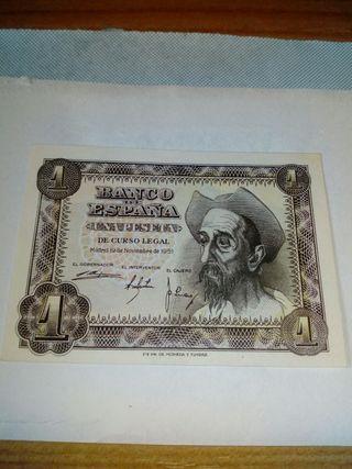 1 Peseta del año 1951