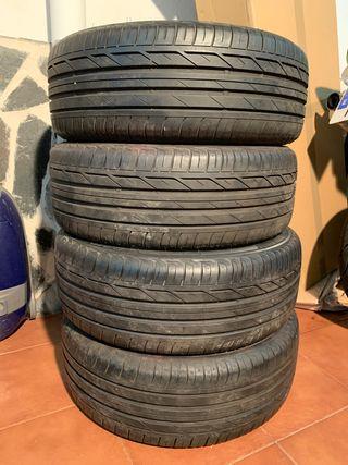 Neumáticos NUEVOS Bridgestone 225/55R17