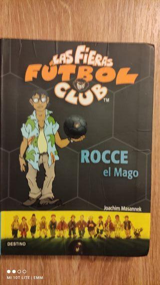 Las fieras fútbol club. Rocce el Mago