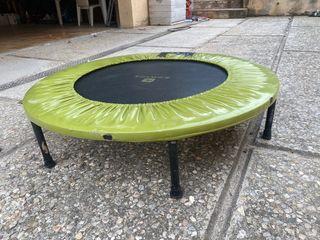 Se vende cama elastica, valorada en 40 euros