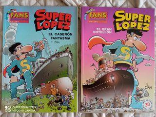 Super López. Colección Fans Superlopez