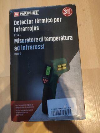 detector de temperatura por infrarrojos Parkside