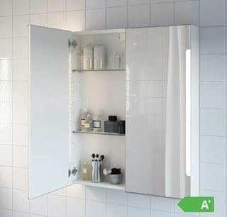 Armario Espejo Baño con luces Ikea
