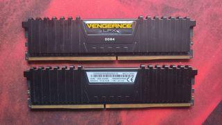 Corsair Vengeance LPX DDR4 8GB MEMORIA RAM