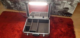 tocador portátil maletín