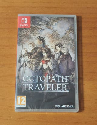 Octopath Traveler ( Precintado, Switch )